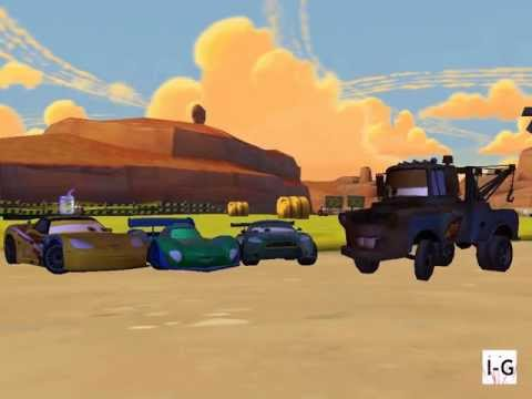 Cars 2 The Game Gameplay Clearence Level 5 4 HD
