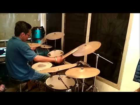 Via Vallen - Sayang Rock Cover (Jeje Guitar) [drum cover]