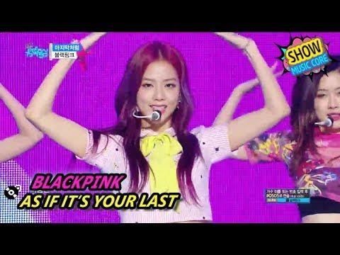 Xxx Mp4 HOT BLACKPINK AS IF IT S YOUR LAST 블랙핑크 마지막처럼 Show Music Core 20170715 3gp Sex