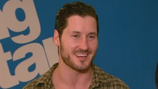 Val Chmerkovskiy Gushes Over Being an Uncle to Baby Shai