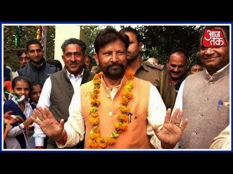 Xxx Mp4 Former Minister Lal Singh Begins Rally Seeking CBI Enquiry In Kathua Case Shatak AajTak 3gp Sex