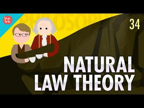 Xxx Mp4 Natural Law Theory Crash Course Philosophy 34 3gp Sex