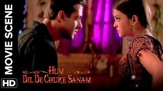 Marriage Pehle Love Baad Mein | Salman Khan, Aishwarya Rai | Hum Dil De Chuke Sanam | Movie Scene