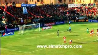 ضربة جزاء ضائعة لفريق ليوبارد أمام الأهلي المصري