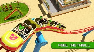 Roller Coaster Simulator Pro / Children / Baby / Android Gameplay Video