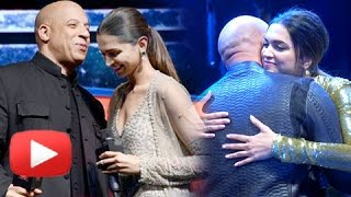 Deepika Padukone And Vin Diesel Share A New Relationship | Watch Now