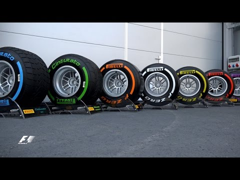 F1 Explained: Beginner's Guide To Tyres