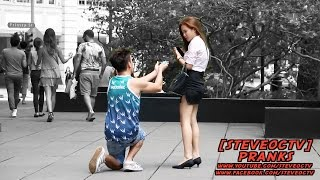ASKING FOR SEX IN SINGAPORE PROPOSALS   SINGAPORE PRANK   MERLION CITY