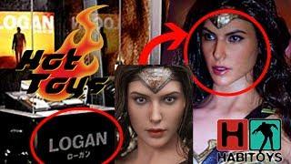 Hot Toys LOGAN??? Enterbay, MOLECULE8, NECA, Sideshow y mas!! HABI TOYS
