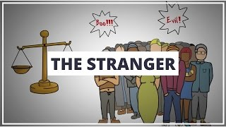 THE STRANGER BY ALBERT CAMUS // ANIMATED BOOK SUMMARY & EXPLAINED