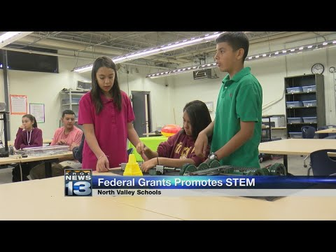 Federal grant to expand STEM education for Albuquerque students