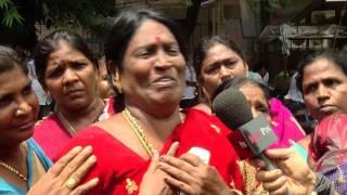 Tamilnadu CM Jayalalithaa At Apollo Hospital - Party Men Cry & Pray