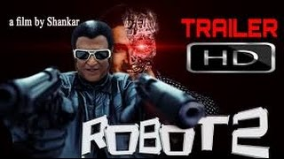 Official Robot 2 Motion Poster Trailer April 2017 Fan Made