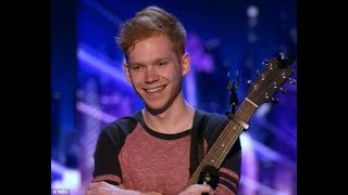 Chase Goehring All Auditions & Performances America's Got Talent 2017 Finalist