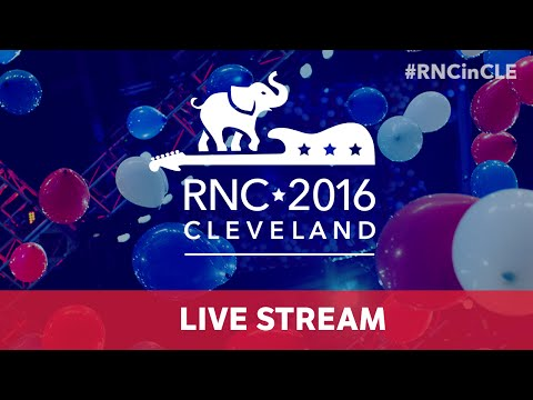 Republican National Convention Live Stream Official