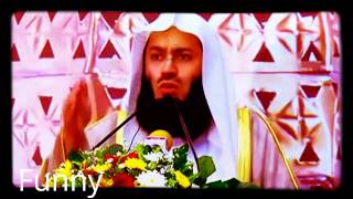 The Elephant ~ FUNNY Mufti Menk ~ True Story!!