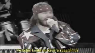 Guns N' Roses   Civil War Music Video ( Türkçe Altyazı )