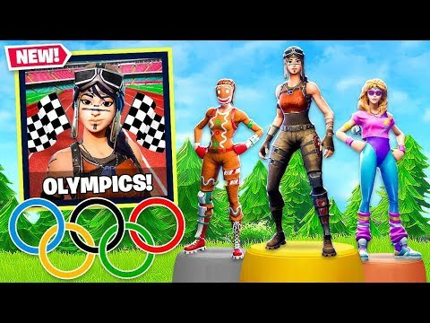 FORTNITE OLYMPICS Game Mode in Fortnite Battle Royale