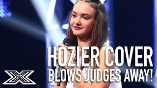 X Factor Romania Contestant Blows Judges Away With Hozier Cover
