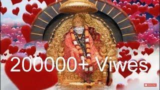 Jisne bhi tere kadmo pe, sar ko jhukaya hai, mere sar pe sada tera hath rahe,sai bhajan