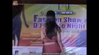 Bangladeshi hot fashion show