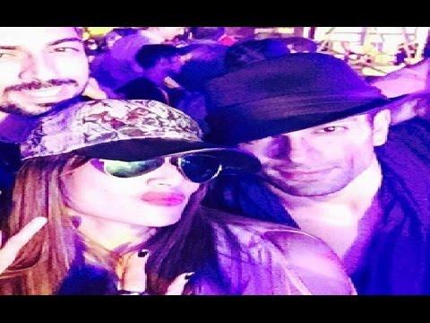 Bipasha Basu And Karan Singh Grover Party Hard In Goa!