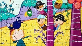 PUZZLE Peg+Gato Rompecabezas De Peg+Gato Puzzles Video For Kids Ravensburger Jigsaw Puzzle