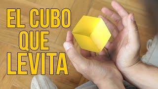Cómo hacer un CUBO que LEVITA (Experimentos Caseros)