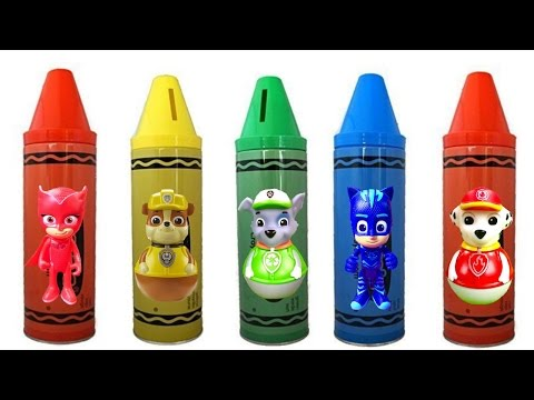 Xxx Mp4 Best Learning Colors Video For Children With Crayons Paw Patrol PJ Masks Mickey Mouse 3gp Sex