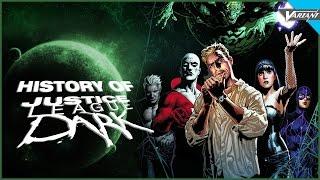 History Of Justice League Dark!