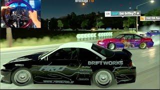 Forza Horizon 3 GoPro S14 Mods Online Drifting/Cruise w/Crew