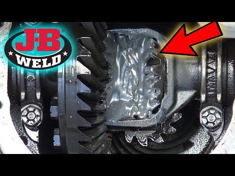 Xxx Mp4 Can You JB WELD Your DIFF 3gp Sex