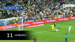 21 goles de Messi al Real Madrid / Lionel Messi All 21 Goals Vs Real Madrid