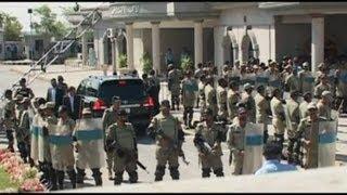 Pakistan Court Orders Arrest of Former President Musharraf