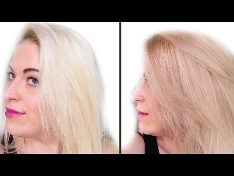 Xxx Mp4 Zurück Zum Natürlichen Blond Haare Färben 3gp Sex