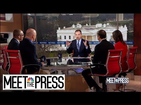 Full Panel Northam Refuses To Resign After Admitting Blackface Meet The Press NBC News