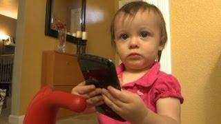 Toddler Buys Car Off eBay Using Parents