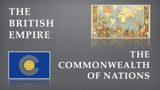 British Empire & Commonwealth of Nations
