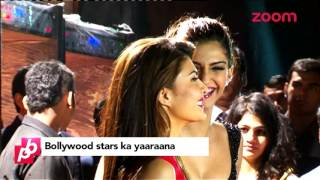 Sonam Kapoor & Jacqueline Fernandez's  Friendship | Bollywood Stars' Friendship