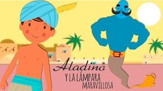 Aladino y la lámpara maravillosa – Cuentos para niños de primaria