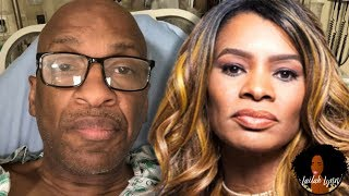 """Donnie McClurkin Left """"MANGLED"""" After Crash! And An Update On Him & Nicole Mullen"""