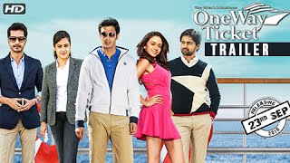 One Way Ticket | OFFICIAL TRAILER | Sachit Patil, Shashank Ketkar, Amruta | New Marathi Movie 2016