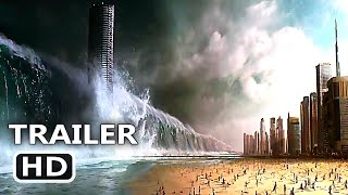 GЕΟSTΟRM Official Trailer (2017) Gerard Butler Disaster Movie HD