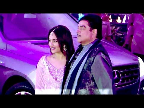 Full Video - Sonakshi's Brother Kush's WEDDING RECEPTION