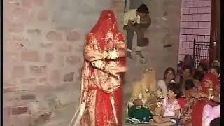 Rajasthani bride royal dance || dhol thali dance || pali marwar