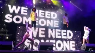 Major Lazer Live in Mumbai, India
