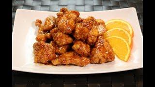 Orange Chicken Recipe - How to Make Orange Chicken