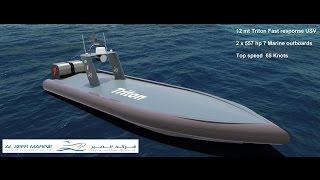 5G International - Advanced Unmanned Surface Vessels (USV)