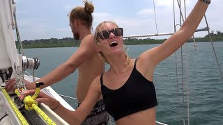 In Search Of Wild Elephants- Sailing SV Delos Ep. 73