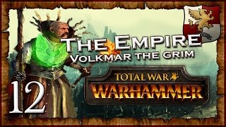 [11] NEW MOD COLLECTION - Total War: Warhammer (The Grim and the Grave) Empire Campaign Walkthrough